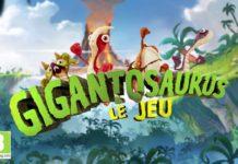 Gigantosaurus, le jeu vidéo