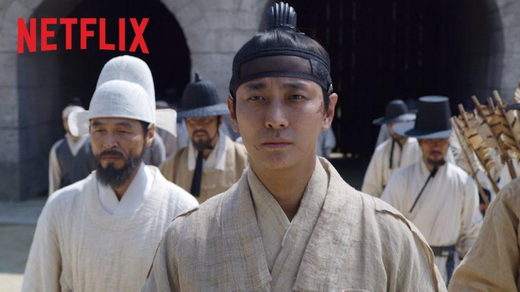 Kingdom Saison 2 Netflix