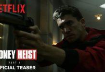 La Casa de Papel Partie 4 Netflix