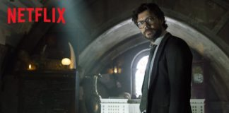 La Casa de Papel Saison 3 Netflix