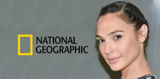 National Geographic Gal Gadot #impact
