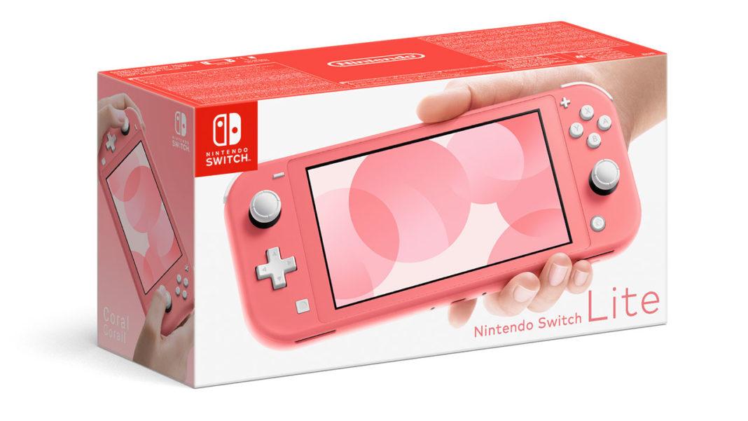 Nintendo-Switch-Lite-Corail