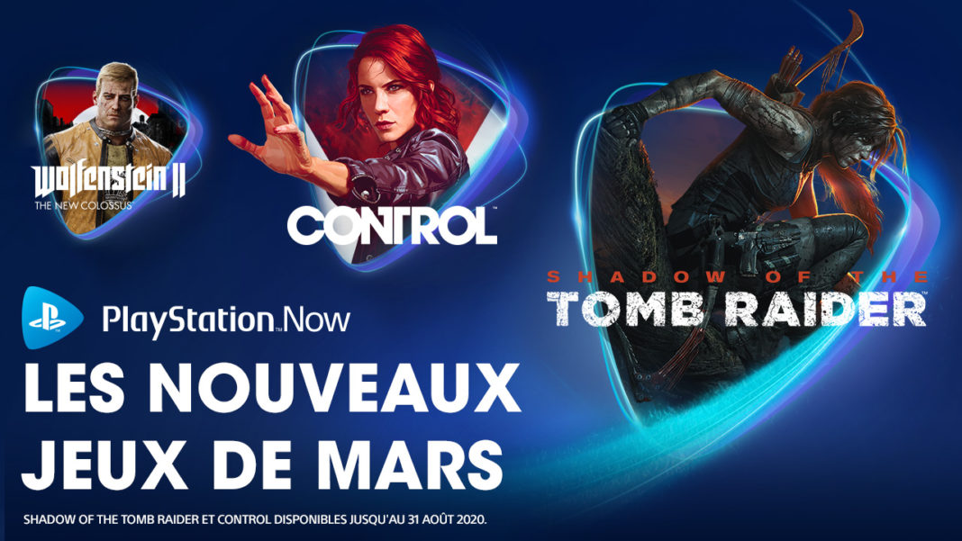 PlayStation Now - Mars 2020 - 01