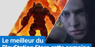 PlayStation Store - Mise à jour du 16 mars 2020
