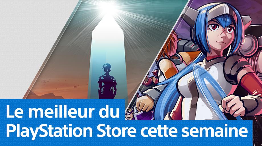 PlayStation Store - Mise à jour du 2 mars