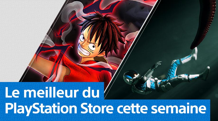 PlayStation Store - Mise à jour du 23 mars 2020