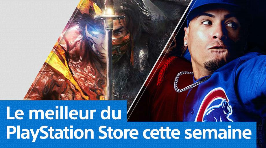 PlayStation Store - Mise à jour du 9 mars 2020