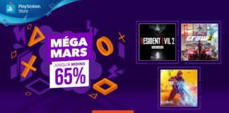 PlayStation Store | Promotions Méga Mars