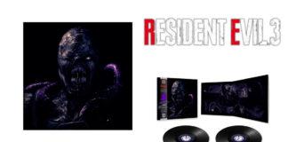 Resident Evil 3 Vinyle