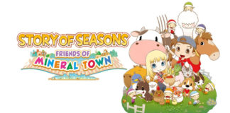 Story Of Seasons : Friends Of Mineral Town