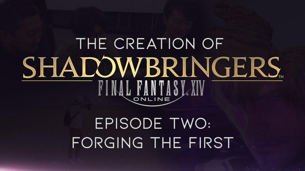 The Creation of FINAL FANTASY XIV- Shadowbringers 2