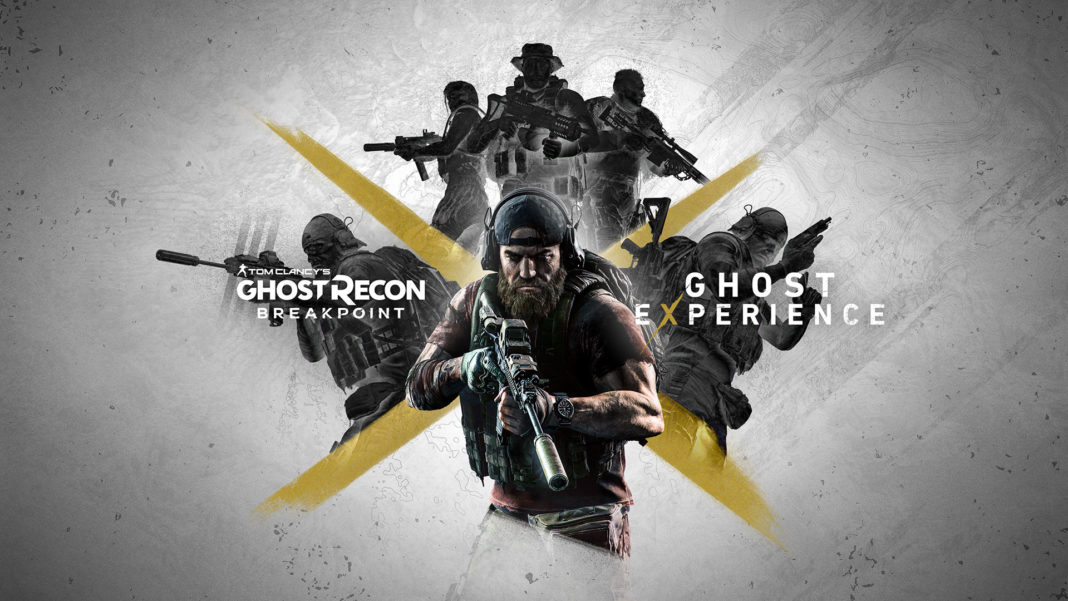 Tom Clancy's Ghost Recon Breakpoint Experience Ghost