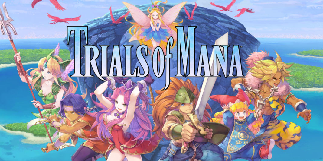 Trials of Mana
