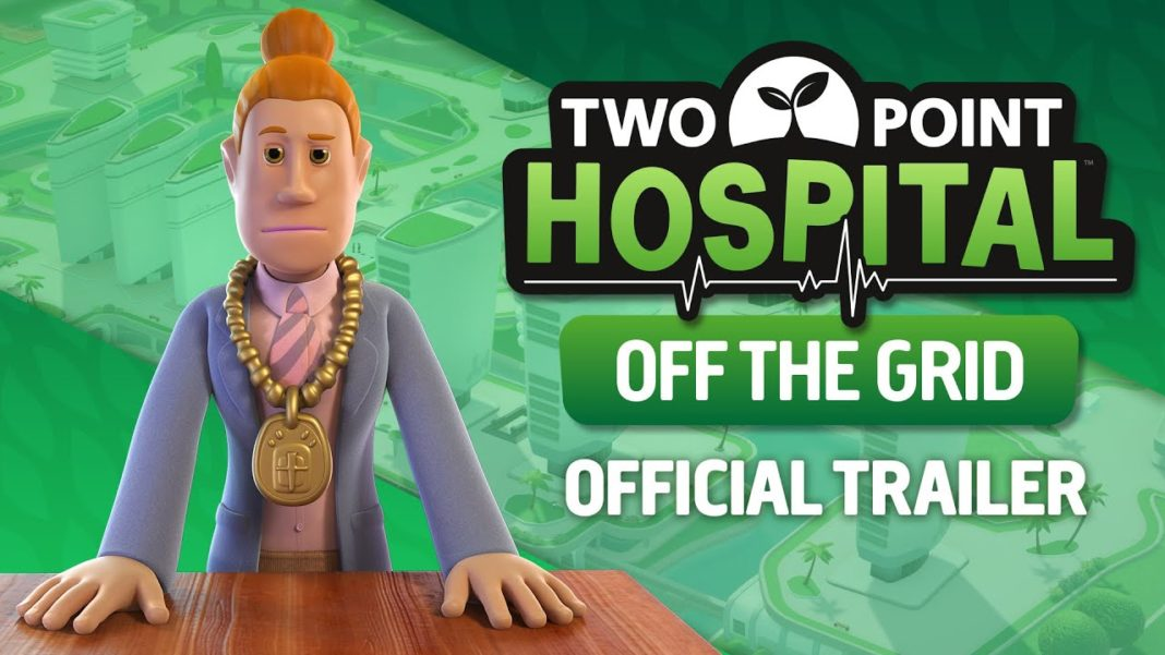 Two Point Hospital - En pleine nature