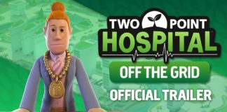Two Point Hospital - En pleine nature