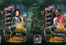 WWE SuperCard WM 36