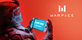 Warface Nintendo Switch
