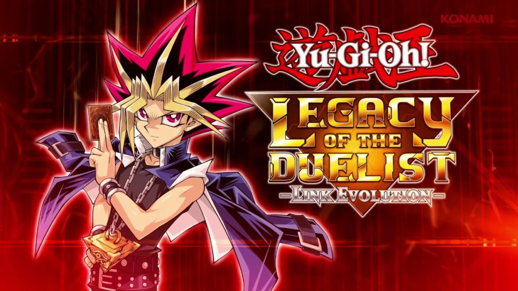 Yu-Gi-Oh! Legacy of the Duelist- Link Evolution