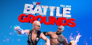2K WWE 2K Battlegournds