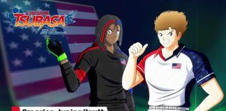 Captain Tsubasa: Rise of New Champions - American Junior Youth