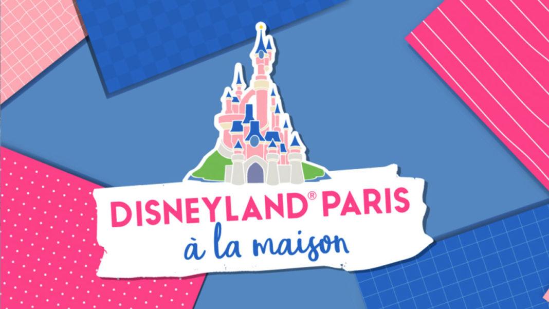 Disneyland Paris à la maison