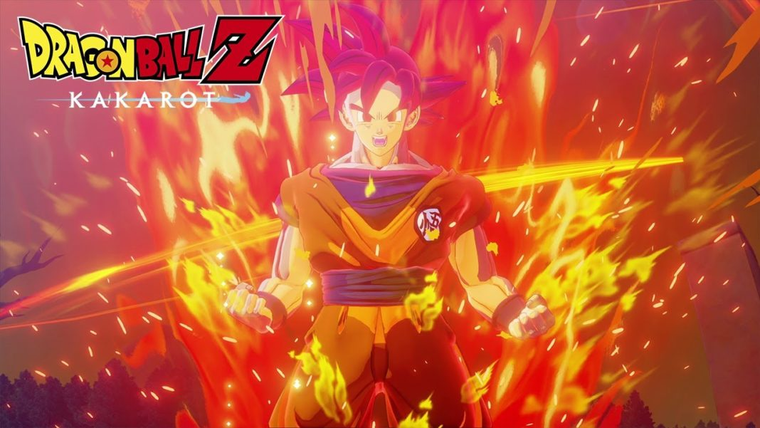 Dragon Ball Z: Kakarot - A New Power Awakens