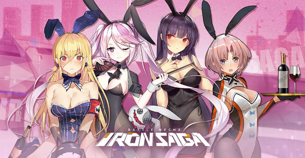 Iron-Saga