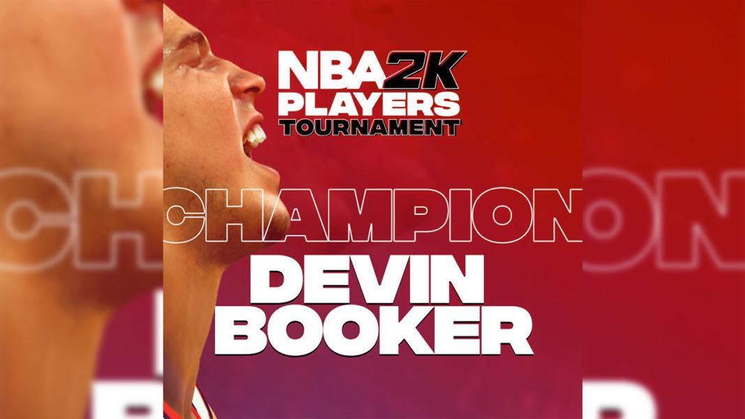 NBA 2K20 - Devin Booker