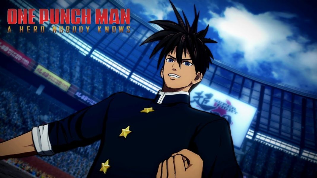 One Punch Man- A Hero Nobody Knows - Suiryu