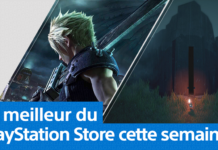 PlayStation Store - Mise à jour du 6 avril