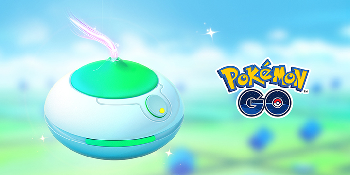 Pokémon GO - la Journée de l'Encens