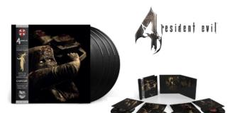 Resident Evil 4 Vinyle