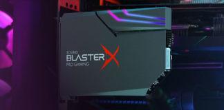 Sound BlasterX