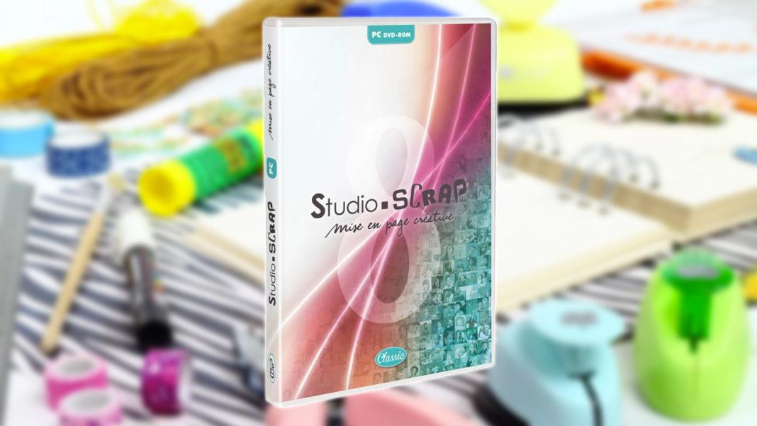 Studio-Scrap 8 - Edition Découverte