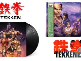 Tekken & Tekken 2 Vinyle