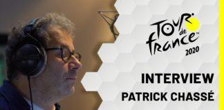 Tour de France 2020 | Interview Patrick Chassé