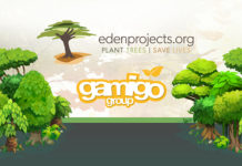 gamigo_ Eden Reforestation Projects