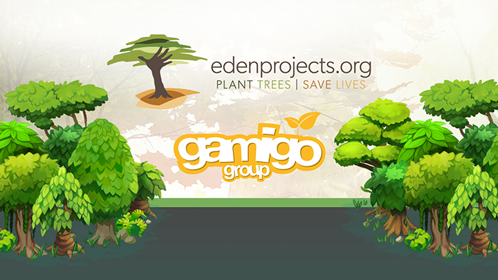 gamigo_ Eden Reforestation Projects