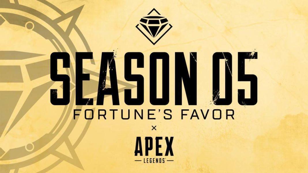 Apex Legends Saison 5 - Faveur de la fortune