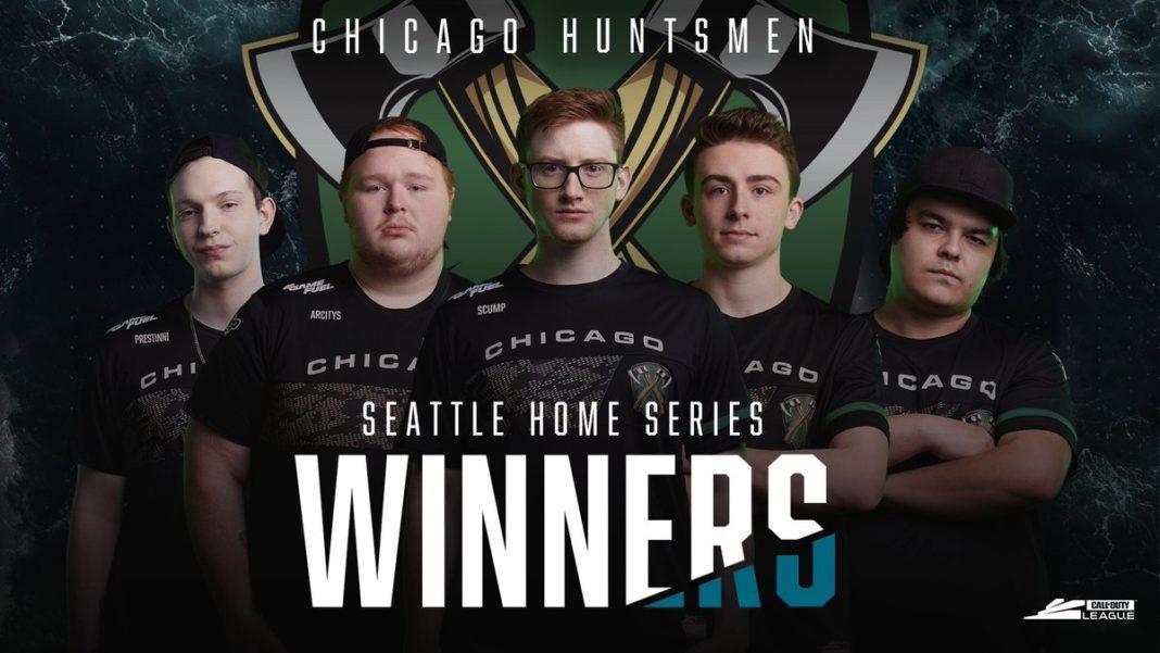 Call Of Duty League - Chicago Huntsmen