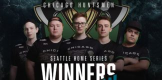Call Of Duty League - Chicago Huntsmen