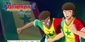 Captain Tsubasa: Rise of New Champions - Senegal Junior Youth