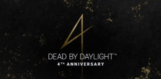 Dead by Daylight 4th anniversary