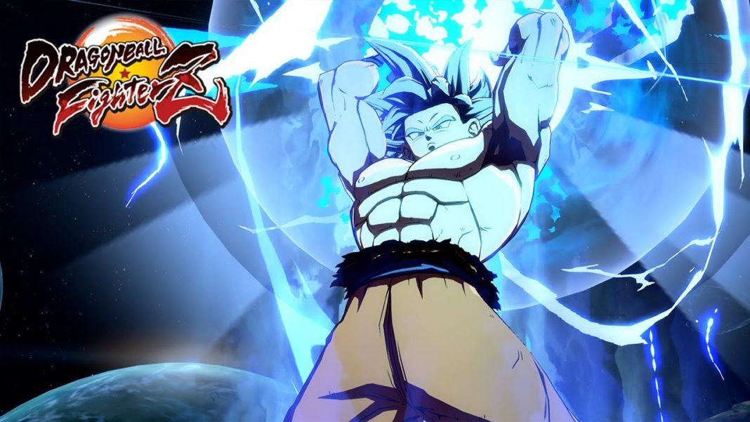 Dragon Ball FighterZ - Goku Ultra Instinct