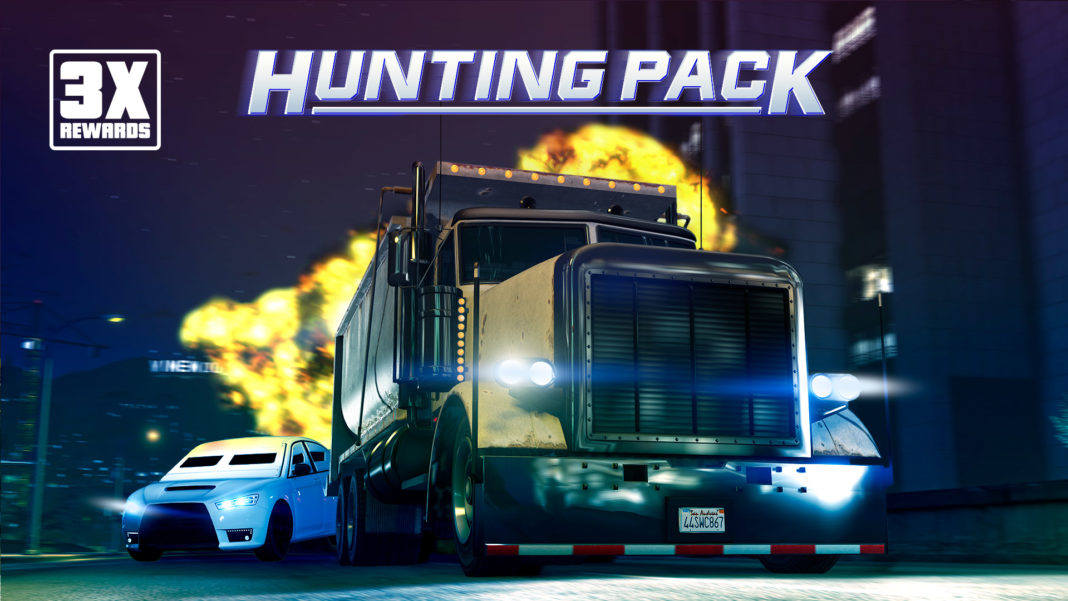GTA Online 01 - 5 21 2020 - Hunting Pack