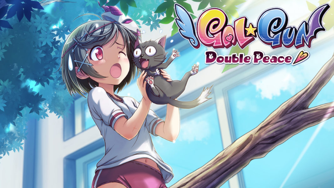Gal*Gun Double Peace and Gal*Gun 2 01