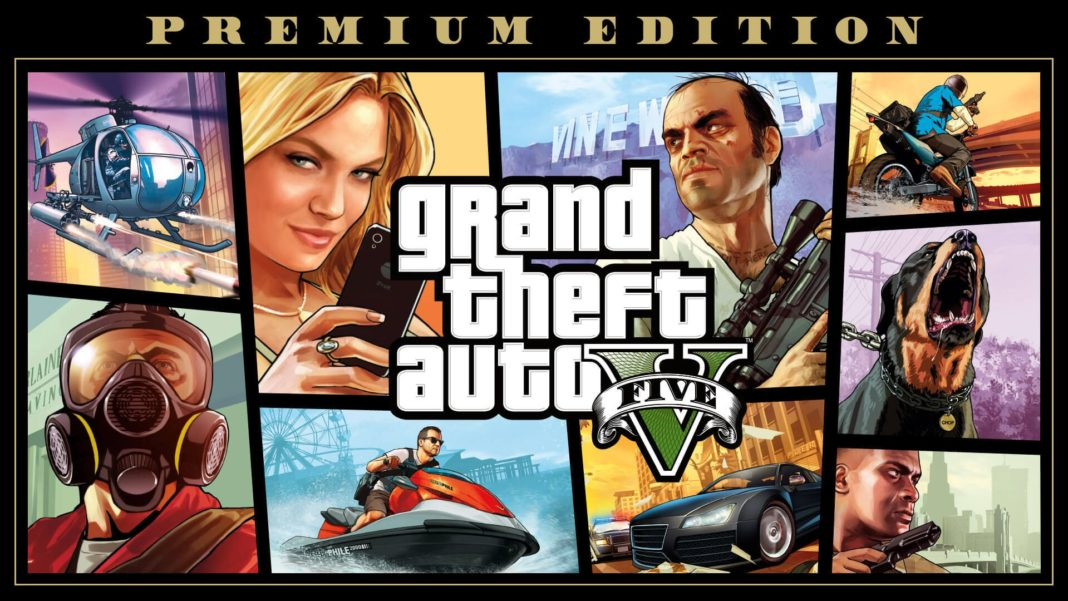 Grand Theft Auto V Édition Premium Online