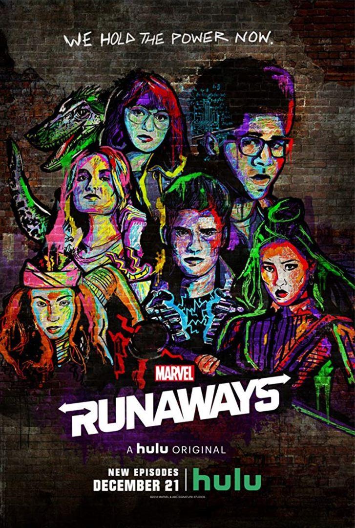 Marvel Runaways - Saison 2