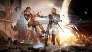 Mortal Kombat 11: Aftermath SheevaRobocopFujin