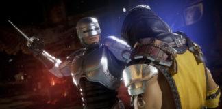 Mortal Kombat 11- Aftermath Robocop